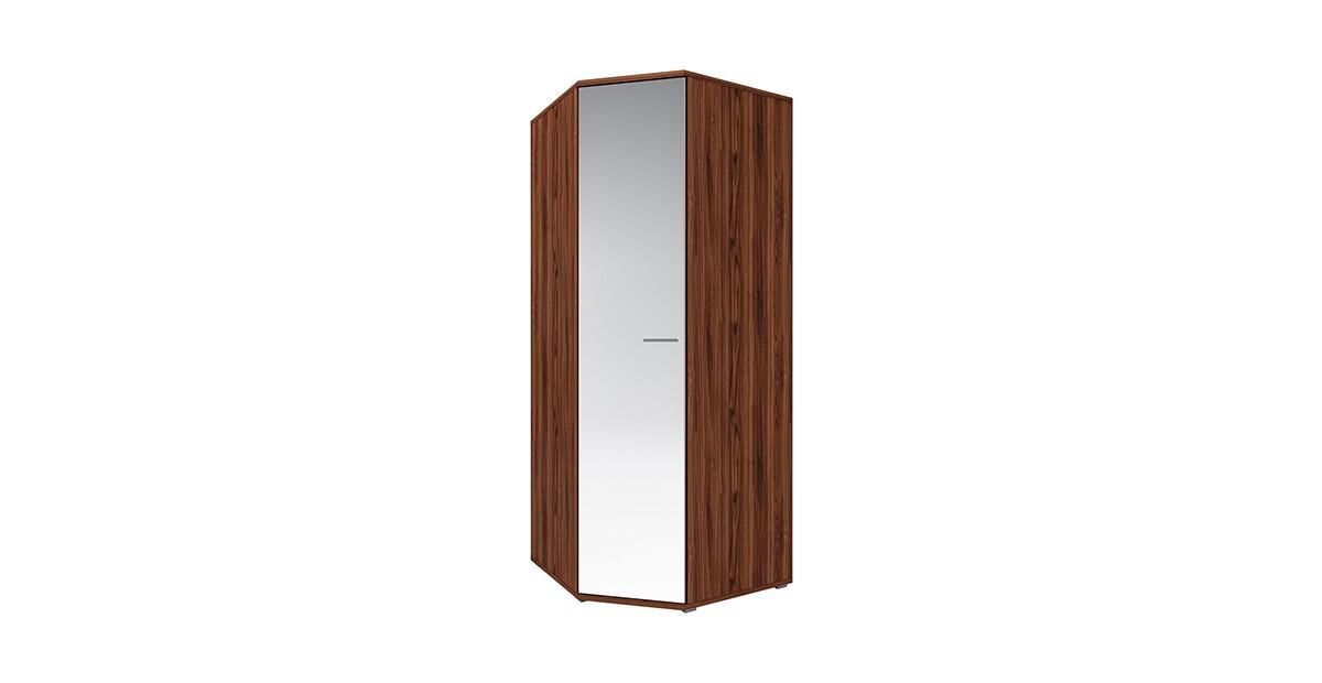 Шкаф угловой с зеркалом Вейла В-21.1